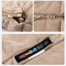 cotton sleeping bag features
