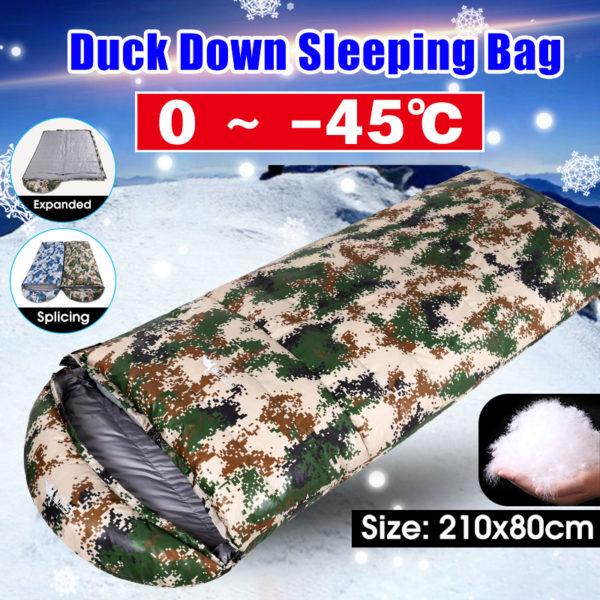 Duck Down Sleeping Bag